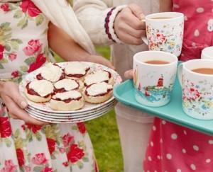 Cath Kidston Tea Party- Rachael Dymski