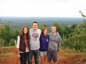 The Apple Team at Carter's Mountain Orchard- Rachael Dymski