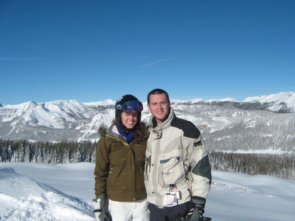 Andrew and Rachael- Colorado 2011