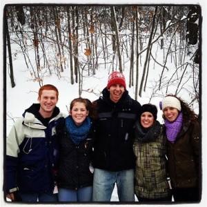 Christmas Vacation 2012- Rachael Dymski