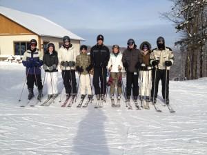 Skiing- Rachael Dymski