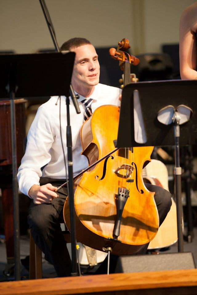 Matt cello- Rachael Dymski