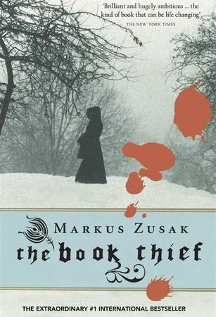 YA Author Profile: Markus Zusak, The Book Thief